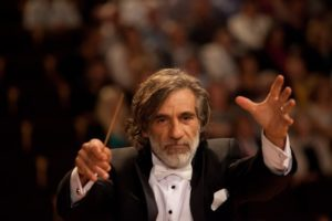 "Alon Aboutboul portrays conductor Abraham in ""Harmonia"""